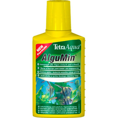 Препарат для аквариума TETRA AlguMin Борьба с водорослями 100мл