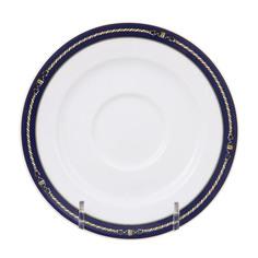 Блюдце кофейное Porcelaine du reussy sancerre marie galante
