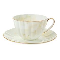 Чашка чайная Hatori style freydis Магнолия крем 300 мл