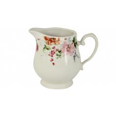 Молочник Claytan Цветы 0.21 л