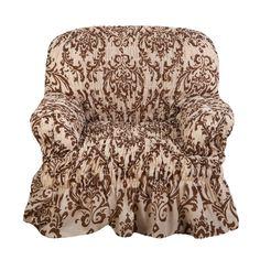 Чехол на кресло Фантазия Венеция Еврочехол