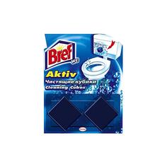 Чистящие кубики Bref Актив 2х50 г