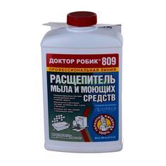Чистящее средство Доктор Робик Расщепитель мыла и моющих средств 1 л