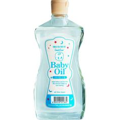 Детское массажное масло White Organia Seed & Farm С эфирными маслами и маслом макадамии 670 мл