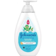 Жидкое мыло Johnsons Baby Для маленьких непосед 300 мл