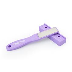 Точилка для ножей Fissman 19 см с подставкой