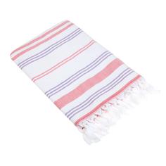 Полотенце для бани Asil pink 90x170