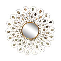 Зеркало декоративное Garda Decor 19-OA-5838