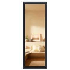Зеркало в багетной раме Gallery 30х90 см бронза