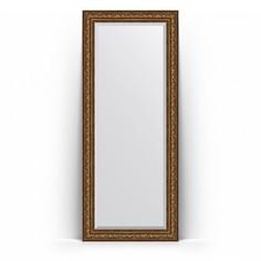 Зеркало EVOFORM напольное с фацетом в багетной раме 10.9 см 85х205 см