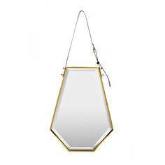 Зеркало декоративное на подвесе Garda Decor 19-OA-6044