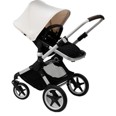 Детская коляска Bugaboo Fox 2в1 Alu/Black Fresh White