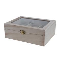 Короб для хранения чая. 210x160x75mm Koopman tableware