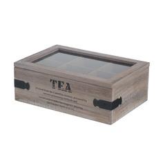 Короб для чая Koopman tableware 24x16x9 см