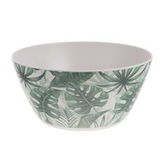 Миска 25.5х12см Koopman tableware дизайн листья