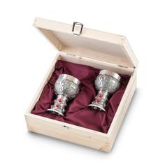 Бокалы для вина Artina-SKS Rubin 125 мл 2 шт