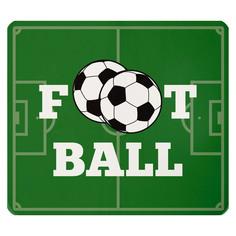 Коврик для бани и сауны Нot Pot Футбольное поле