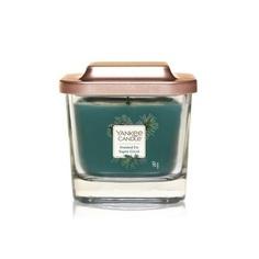 Свеча ароматическая Yankee Candle Elevation Заснеженная пихта
