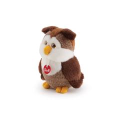 Мягкая игрушка Trudi Совенок Делюкс 15 см