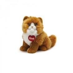 Мягкая игрушка Trudi Рыжая персидская кошка 23 см
