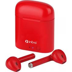 Наушники Intro BI1000 красный