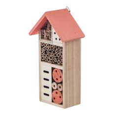 Домик-отель для насекомых подвесной Koopman garden 26х13х8,5 см