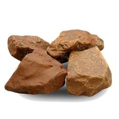 Камень для бани и сауны Огненный Камень Яшма 10 кг