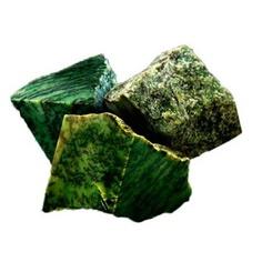 Камень для бани и сауны Огненный Камень Нефрит 10 кг