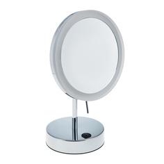 Зеркало настольное Wenko sanitary aura 20x32x14 см / 16,5 см