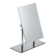 Зеркало настольное Wenko sanitary 23x27-35x10 см