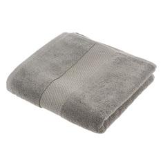 Полотенце махровое Mundotextil supima grey 50x100 см