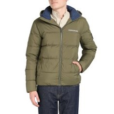 Куртка CALVIN KLEIN JEANS J30J312765 темно-зеленый