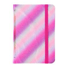 Блокнот FUN Rainbow pink