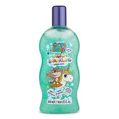Пена для ванны KIDS STUFF CRAZY SOAP детская с мерцающими пузырьками 300 мл
