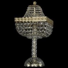 Настольная лампа декоративная 1928 19282L4/H/20IV G Bohemia Ivele Crystal