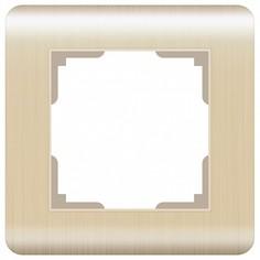 Рамка на 1 пост Stream WL12-Frame-01 Werkel