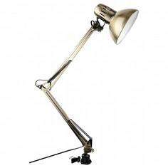 Настольная лампа офисная Senior A6068LT-1AB Arte Lamp