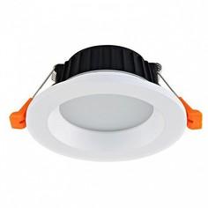 Встраиваемый светильник DL18891/9W White R Dim Donolux