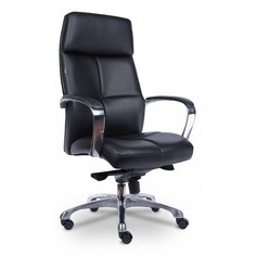 Кресло для руководителя Madrid EP-222 PU Black Everprof