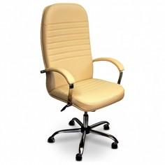 Кресло для руководителя Круиз КВ-04-131112-0413 Креслов
