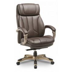 Кресло для руководителя T-9921/BROWN Бюрократ