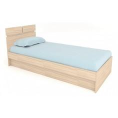 Кровать односпальная Карина КР.008.800-00 Баронс