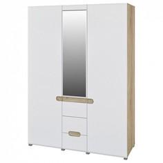 Шкаф платяной Леонардо МН-026-08-Б Мебель Неман