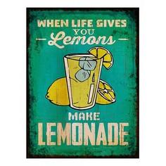 Картина (30х40 см) Lemonade ME-105-134 Ekoramka
