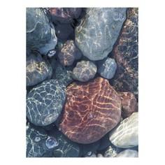 Картина (30х40 см) Камни в воде SE-102-118 Ekoramka