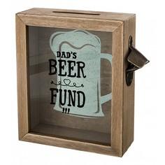 Копилка для пробок (21x7x22 см) Фонд паппиного пива 124-101