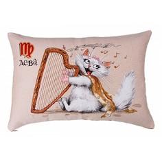 Подушка декоративная (63x45 см) Котята дева 850-901-24
