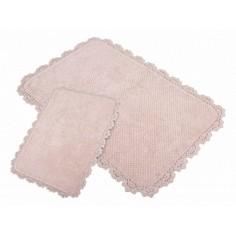 Набор из 2 ковриков для ванной (NONE) Serra Irya