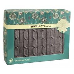 Плед (140х180 см) Косичка Tiffanys Secret