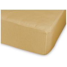 Простыня на резинке (90х200х25 см) Cleo